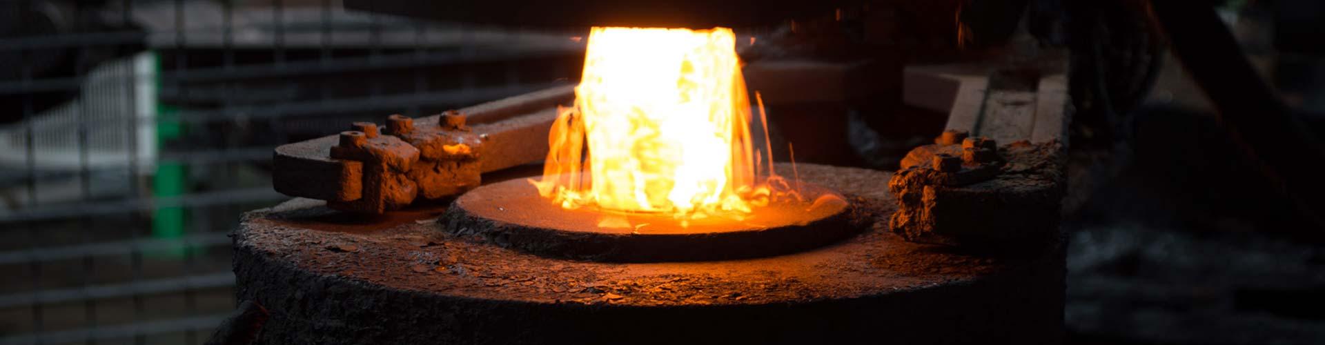 stampaggio a caldo dell'acciaio FIM